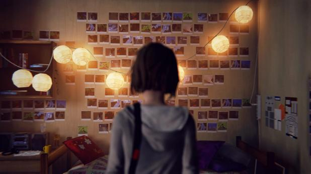 Life Is Strange Selfie Wall